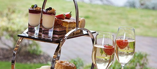 Fonab Afternoon Tea for Two